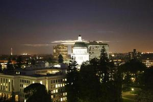 California State Capital in Sacramento