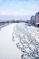 Moscow River photo