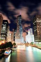 caminhada no rio chicago