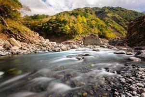 rushing river photo