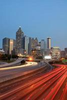 het centrum van Atlanta Georgië