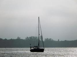 Overcast morning photo