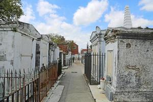 St louis Cemetery no. 1 photo