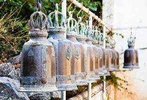 campanas en tailandia foto