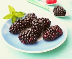 Berries in summer