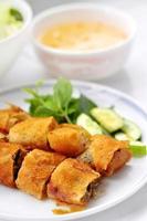 Chinese groente loempia's