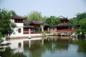 jardin chino foto