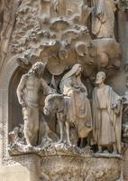 Spain, Barselona, Sagrada Familia.