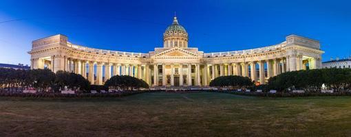 Kazan a San Pietroburgo