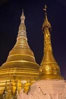 Shwe Dagon Pagoda in Yangon Myanmar