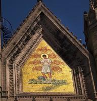 Religious Mural Temple of Atonement Mexico
