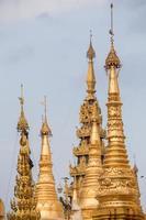 Pagoda Shwedagon, Yangon, Myanmar
