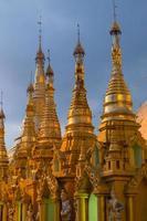 Shwedagon Pagoda, Yangon, Myanmar photo