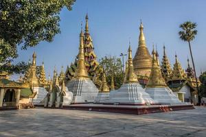 Shwedagon pagoda Yangon photo