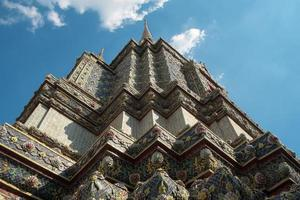 pagode do templo de wat poe