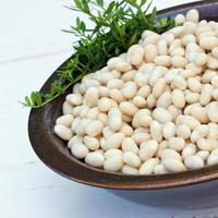 white beans