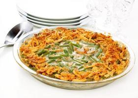Kosher green bean casserole