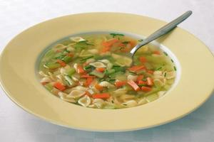 Noodle Vegetable Soup