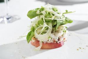 salada de maça