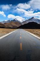 Tibet Landscape photo