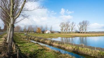 paisaje rural holandés