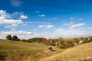 Landscape at Hummelshain photo