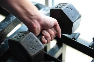 levantamiento de pesas foto