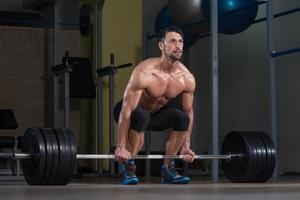 Deadlift Workout For Back