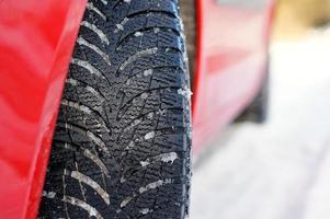Winter tyre photo