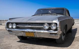Old car at Havana