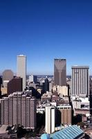Skyscrapers, New Orleans, USA. photo