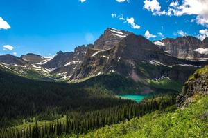 Grinnell Lake photo