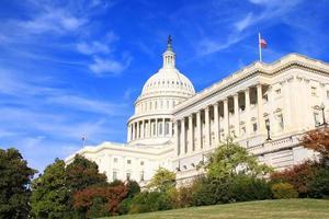 edificio del capitolio - Washington DC
