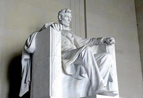 memorial de lincoln, washington dc, eua