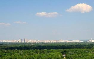 Skyline von Kiew