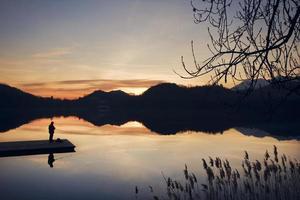 magic lake photo