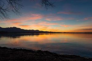 Chiemsee, Bavaria, Germany photo