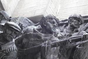 Memorial de la segunda guerra mundial en Kiev, Ucrania