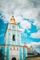 S t. El monasterio de Michael en Kiev foto