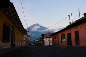 Old Town, Antigua photo