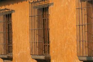 fenêtres antigua