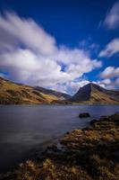 Sunny Day At Lake Buttermere. photo
