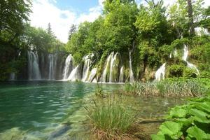 Plitvice Lakes, CROATIA, EUROPE