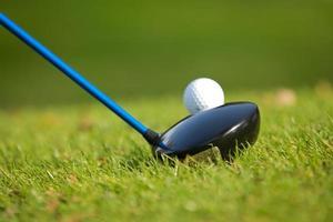 golf club on a golf course