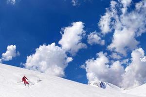 Skis sport photo