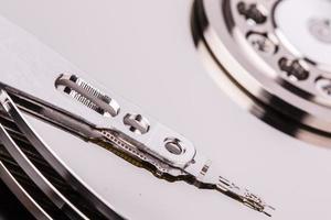 unidad de disco duro hdd foto