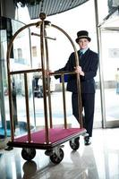 Bellhop at your service