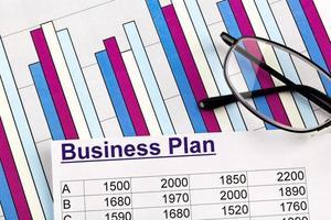 plan de negocios foto