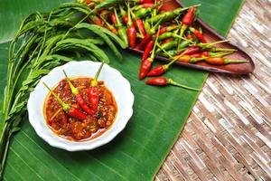 pimentón tailandés foto