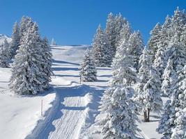 inverno nos alpes